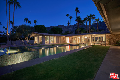 Rancho Mirage Single Family Home For Sale: 70411 Pecos Road