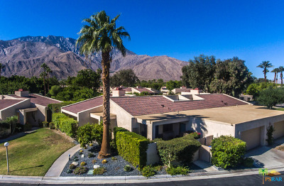 Palm Springs Condo/Townhouse For Sale: 2885 Sundance Circle