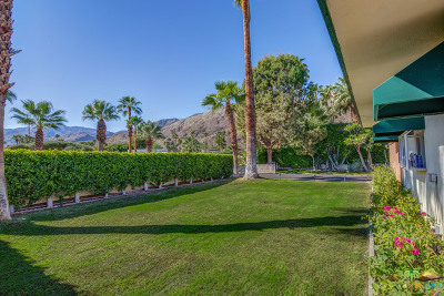 Palm Springs Single Family Home For Sale: 192 East Ocotillo Avenue