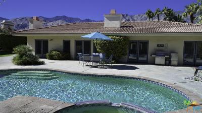 Palm Springs Single Family Home For Sale: 38682 Maracaibo Circle