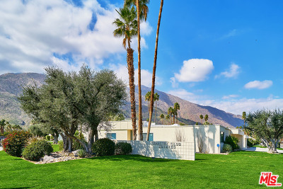Palm Springs Condo/Townhouse For Sale: 1969 South Camino Real