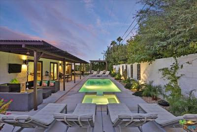 Palm Springs CA Single Family Home For Sale: $585,000