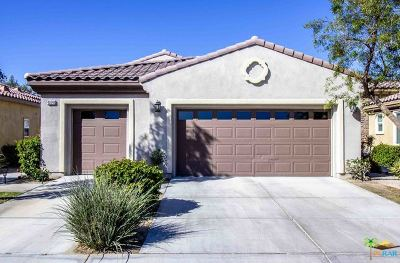 Indio Single Family Home For Sale: 49849 Maclaine Street