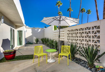 Palm Springs Condo/Townhouse For Sale: 1886 Sandcliff Road