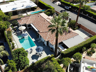 Palm Springs Single Family Home For Sale: 340 West Pablo Drive
