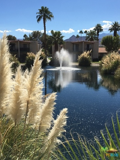 Cathedral City Condo/Townhouse For Sale: 19 Lakeview Circle