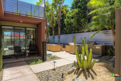 Palm Springs Single Family Home For Sale: 353 Cheryl Drive
