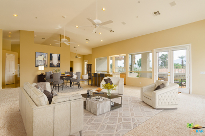 Bermuda Dunes Single Family Home Contingent: 79505 Saint Margarets Bay