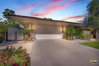 Rancho Mirage Single Family Home Sold: 127 Yale Drive