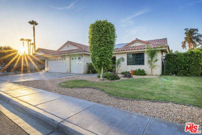 Cathedral City Single Family Home For Sale: 67870 Pamela Lane