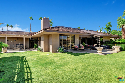 Rancho Mirage Single Family Home For Sale: 2 Wesleyan Court