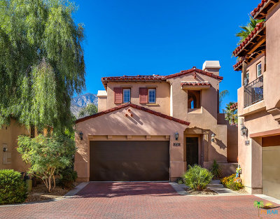Palm Springs Single Family Home Contingent: 1731 San Sebastian Court