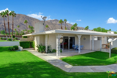 Palm Springs CA Condo/Townhouse For Sale: $325,000