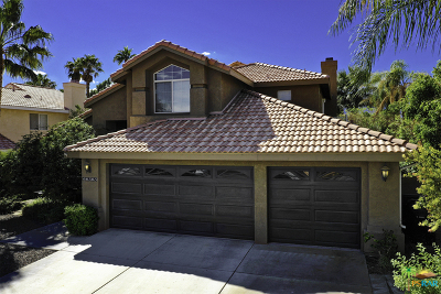 Cathedral City Single Family Home Contingent: 68585 Los Gatos Road