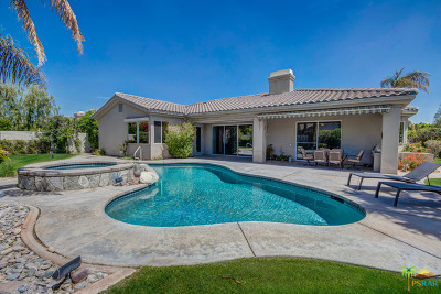 Rancho Mirage Single Family Home For Sale: 5 King Edward Court