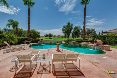 Indio Single Family Home For Sale: 80563 Camino San Gregorio