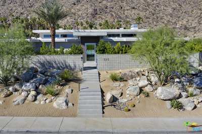 Palm Springs Single Family Home Contingent: 525 Camino Calidad