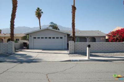 Cathedral City Single Family Home For Sale: 31305 Sky Blue Water