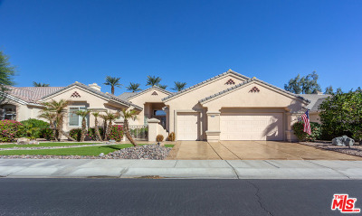 Sun City Single Family Home For Sale: 78262 Kensington Avenue