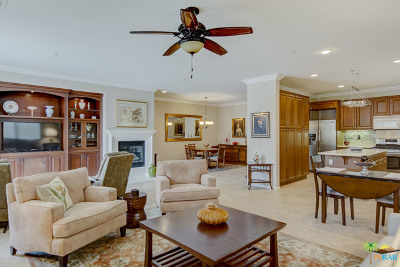 Palm Springs Single Family Home For Sale: 2633 Windmill Way
