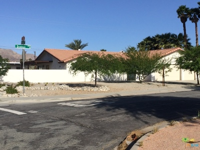 Palm Springs Single Family Home For Sale: 2115 North Deborah Road