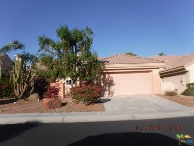 Sun City Single Family Home For Sale: 78134 Jalousie Drive