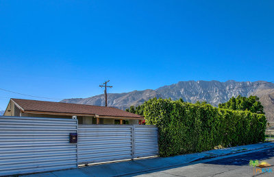 Palm Springs Single Family Home For Sale: 485 West Palm Vista Drive