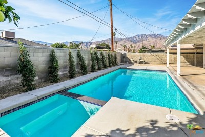 Palm Springs Single Family Home For Sale: 4187 East Sunny Dunes Road