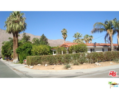 Palm Springs Multi Family Home For Sale: 545 S Calle Amigos