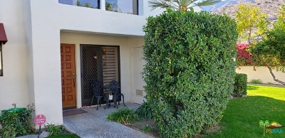 Palm Springs Condo/Townhouse For Sale: 255 East Avenida Granada #315