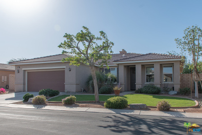 Indio Single Family Home For Sale: 37845 Loweswater Street