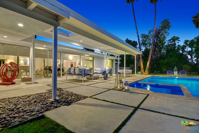 Palm Springs Single Family Home For Sale: 447 W Mariscal Road