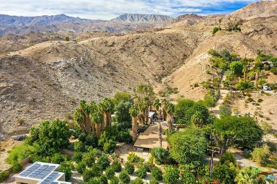 Cahuilla Hills Single Family Home For Sale: 47655 Chapel Hill Road