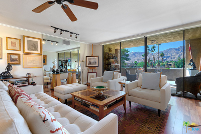 Palm Springs CA Condo/Townhouse For Sale: $434,900