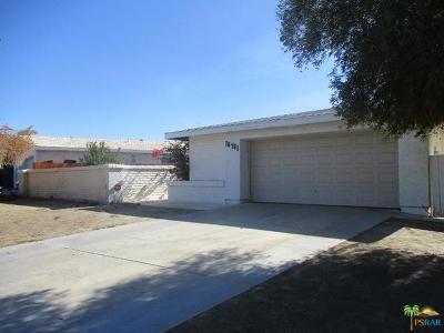 Palm Desert Single Family Home For Sale: 76761 Kentucky Avenue