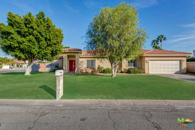 Palm Springs Single Family Home Contingent: 2090 Acacia Road