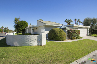 Palm Springs CA Condo/Townhouse For Sale: $359,000