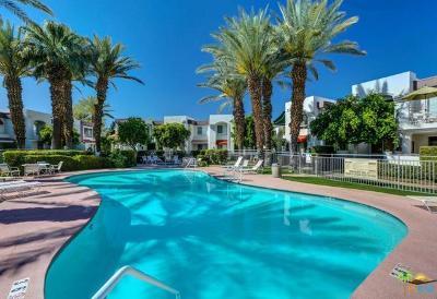 Palm Springs Condo/Townhouse For Sale: 401 South El Cielo Road #98
