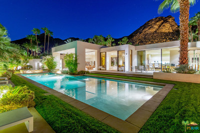 Rancho Mirage Single Family Home For Sale: 12 Evening Star Drive