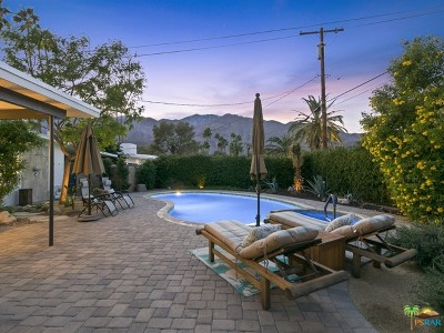 Palm Springs CA Single Family Home For Sale: $817,000
