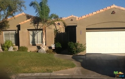 Palm Springs Single Family Home For Sale: 689 East Carnation Street