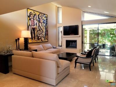 Palm Desert CA Condo/Townhouse For Sale: $495,000