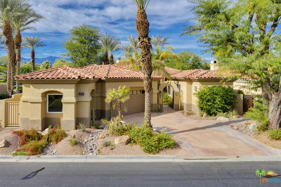 Palm Desert Single Family Home For Sale: 575 Indian Ridge Drive