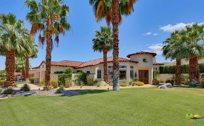 Rancho Mirage Single Family Home For Sale: 11 Ridgeline Way