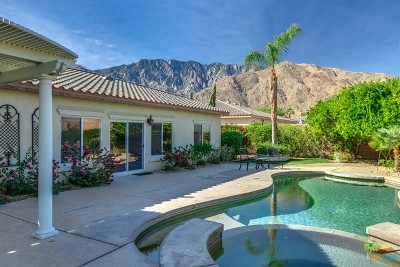 Palm Springs Single Family Home For Sale: 988 Alta Ridge