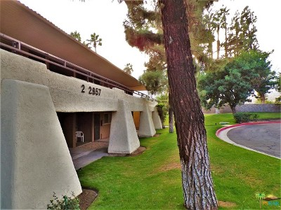 Palm Springs Condo/Townhouse For Sale: 2857 N Los Felices Road #109