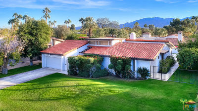 Rancho Mirage Single Family Home For Sale: 71085 Patricia Park Place