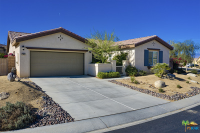 The Gallery Single Family Home For Sale: 73807 Monet Drive