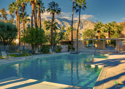 Palm Springs Condo/Townhouse For Sale: 360 Cabrillo Road #227/2