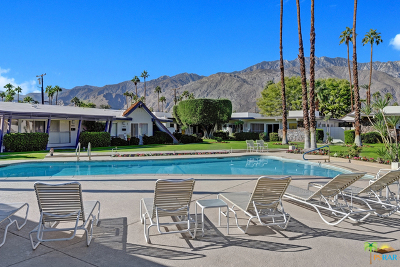 Palm Springs Condo/Townhouse For Sale: 1943 East Tachevah Drive